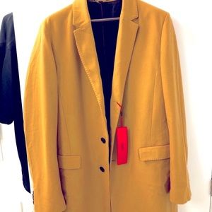 Hugo Boss Overcoat Size 46 Brand New with Tags